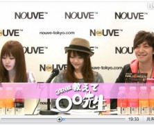NOUVE CHANNEL Vol.2-2011.10.26