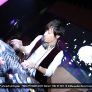 NOUVE XMAS 2011 Winter – EVENT REPORT PHOTO